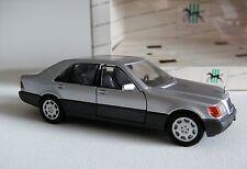 CURSOR Gama Modelle Mercedes 600 SEL année 1992   1/43