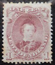 Newfoundland Scott # 32A, Mint Original Gum (HH)