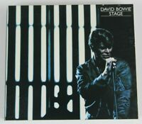 Stage by David Bowie, 2 CD 2005 EMI Virgin