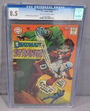 STRANGE ADVENTURES #212 (Deadman app, Neal Adams cover, story) CGC 8.5 DC 1968