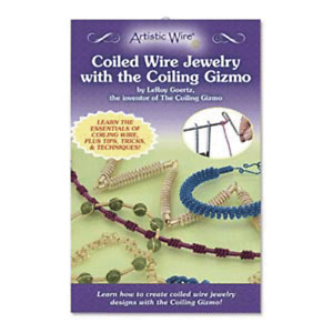 New  Coiled Wire Jewellery Using the Coiling Gizmo - Booklet