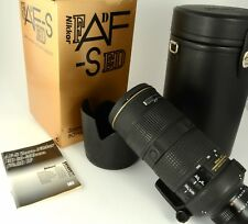 Nikon Nikkor AF-S 80-200mm f/2.8D IF ED Tele-Objektiv, Top Zustand, AF-Aussetzer