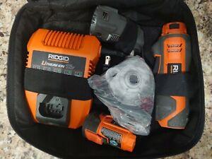 RIDGID Jobmax 12V Oscillating Multi Tool R8223400 R8223404 Battery Charger Case
