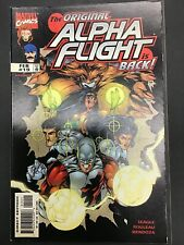 Alpha Flight (2nd Series) #19 1999