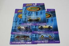 Johnny Lightning Dot .Com Racers Lot 1999 NIP ebay, Yahoo, Playing Mantis Logos