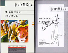 KATE WINSLET & GUY PEARCE- genuine autographed copy of the book MILDRED PIERCE!!