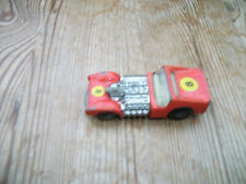 MATCHBOX-Lesney Superfast Road Dragster, rot, No. 19, 1970