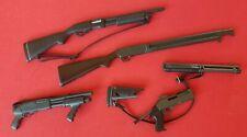 1/6 Pump Action Shotgun Lot Mixed Lots.