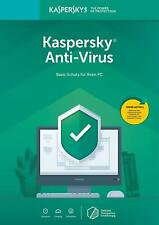 Kaspersky Anti-Virus 2020 350-365 Tage ab Versandtag Windows Code