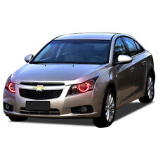 for Chevrolet Cruze 11-15 Red LED Halo kit for Headlights