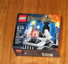 Lego Wizard Battle Eye of Sauron Gandalf Saruman Lord of the Ring Hobbit Staff