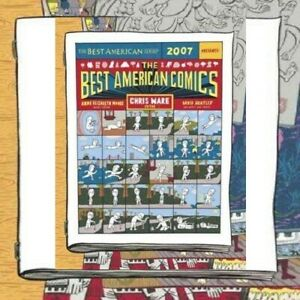 The Best American Comics 2007 Hardcover BRAND NEW Graphic Narratives