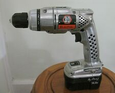 Black and Decker 85th Anniversary Limited Edition Cordless Drill