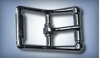 "4ea 1/2"" Center Bar Roller Buckle Zinc Nickel Plate 150Z"