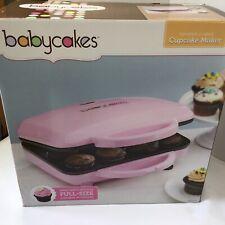 Babycakes CC-12 Full Size Cupcake Maker Pink