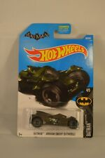 New in Box Hot Wheels Batman The Dark Knight Batmobile