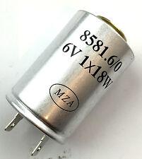 Flash 6V 1X18W - 8581.6 - avec caoutchouc-mousse -vogelserie