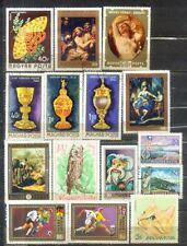 Hungary Magyar Posta Nice Stamps 1