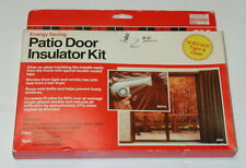 3m Energy Saving Patio Door Insulator Kit