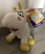 PELUCHE ANIMEE ANIMATED PLUSH BOUTON D'OR CALIN / Buttercup Hug LUMINEUX Disney