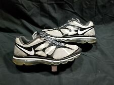 NIKE Air Max + (2011) Black/Silver 487982-010 Size 11 Great Condition