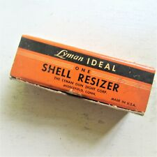 Vintage Lyman By Hand Shell Resizer, 45 Acp Cartridge