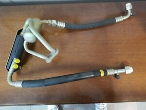 "BMW,Mercedes 1//2/"" ID High Pressure AC Air Condition hose line pipe,Auto Volvo"