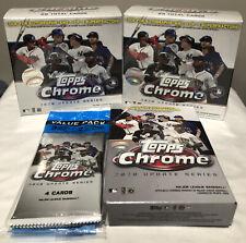 2020 Topps Chrome Update Series 2x Mega Boxes