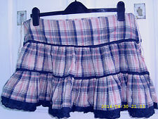 New Look Short/Mini Check Casual Skirts for Women