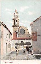 Spain postcard Cordoba San Lorenzo