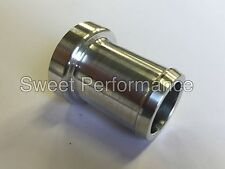"3/4"" HOSE BARB WELD ON ALUMINUM BUNG FITTING MADE IN THE USA"