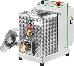 FRESH PASTA NOODLE MAKER MACHINE 4 KGS 8 lb 15 PASTA DIE INCLUDED