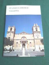 St. John's Church Valletta, Dominic Cutajar