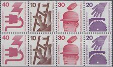 Berlin H-Bl. 17 Unfallverhütung postfrisch (K-477)