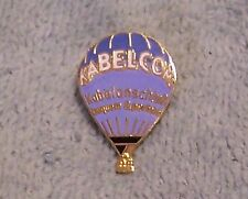KABELCOM KABELANSCHLUB BEQUEM & PERFEKT BALLOON PIN