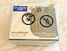 Brand New Ultimate Ears UE WONDERBOOM Bluetooth Waterproof Speakers - Stone Gray