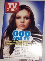Tv Guide Magazine Amber Tamblyn Joan Of Arcadia January 24-30, 2004 042417nonrh