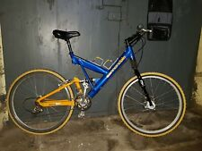 Cannondale Super V 2000 fatty mtb full vintage xtr xt