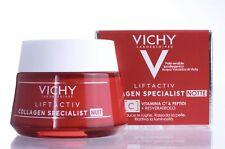 Vichy Liftactiv Collagen Specialist NOTTE. Prodotto Nuovo, Sigillato, Originale.