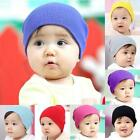 Baby Beanie Boy Girls Soft Hat Children Winter Warm Kids Cap Child Hats Gift