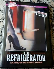 REFRIGERATOR Cult Classic UNRATED RARE Horror DVD McNeal Simonds Caban Jacobs