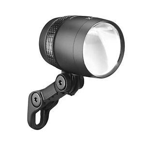 Busch & Müller Lumotec IQ-X E LED E-Bike Scheinwerfer 150 Lux schwarz