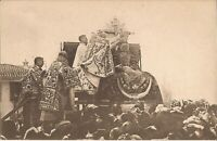 Grenada, SPAIN - Coronation of Our Lady of Sorrows  - REAL PHOTO - 1913