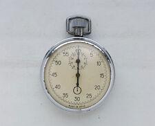 Vintage Russian Soviet Stopwatch Agat. Ussr.