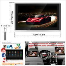 "11.6"" HD Android 7.1 Octa-Core 1.5GHz Car Headrest Monitor 3G/4G HDMI TPMS FM BT"