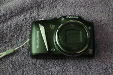 Canon PowerShot SX130IS 12.1MP Camera 12x Optical Zoom Works great TESTED
