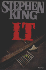 IT by Stephen King first edition!