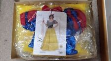 Mascarada MA250 Snow White Fancy Dress Costume - Women Size Small - New & Boxed