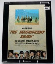 Japanese VHD The Magnificent Seven