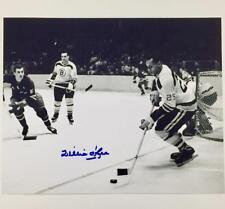WILLIE O'REE Autograph BOSTON BRUINS Signed 8x10 Photo w/ OC COA + Hologram